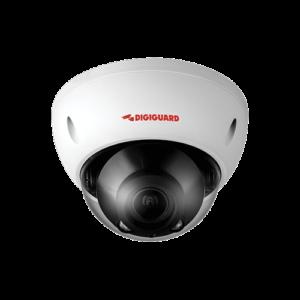Dôme antivandale pour une vidéosurveillance de haute qualité