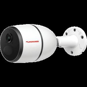 Caméra alarme 4G sans fil