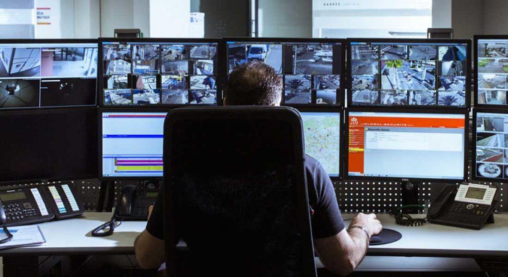 Notre centre de télésurveillance disponible 7j/7j 24h/24h